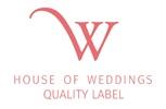 Houwe of Weddings kwaliteitslabel